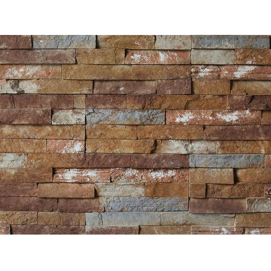 Zian stone manufactured stone veneer architectural stone for Manufactured brick